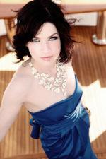 Alisen Down, actress,
