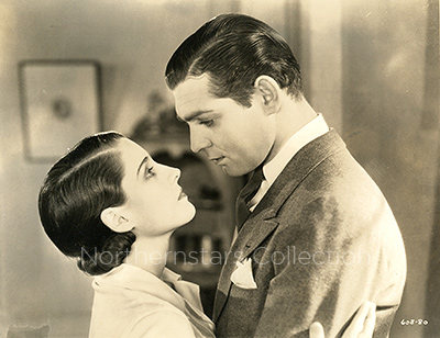 Norma Shearer, Clark Gable,