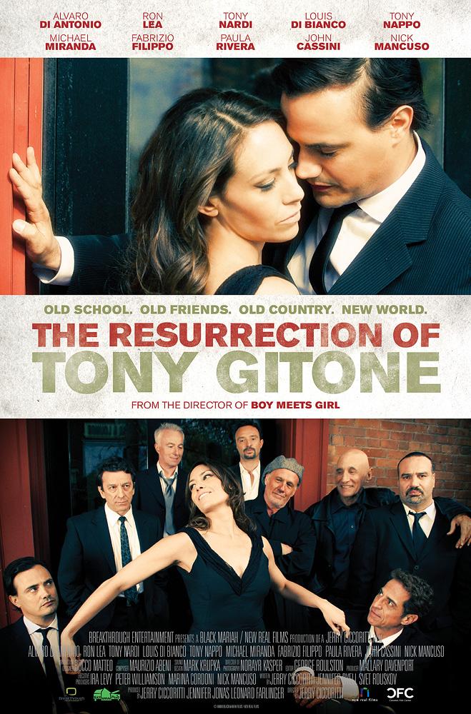 The Resurrection of Tony Gitone