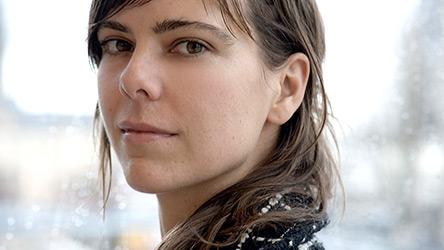 Sophie Desraspe, film director,