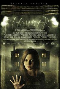 Haunter, movie poster