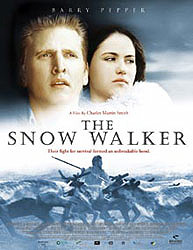 ;The Snow Walker, movie poster;