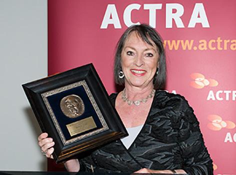 Barbara Budd, actress, CBC radio,
