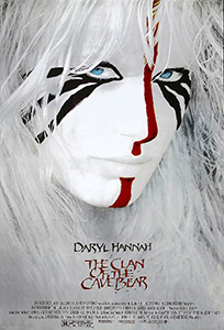 Clan of the Cave Bear, movie poster