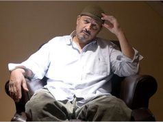 Clark Johnson, actor,