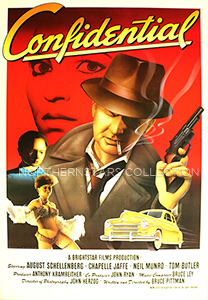 Confidential, movie poster