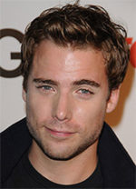 Dustin Milligan, actor,