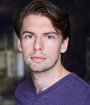 Ephraim Ellis, actor,