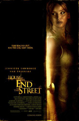 House at the End of the Street, movie, poster,