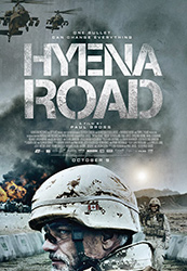 Hyena Road, 2015 movie poster courtesy of Elevation Pictures