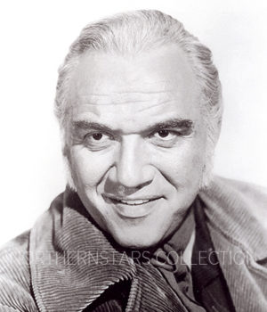 Lorne Greene, actor