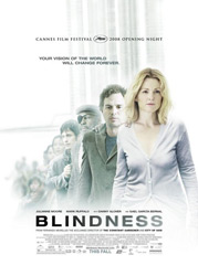 Poster for the 2008 movie, Blindness