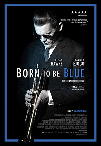Born to be Blue, movie, poster,