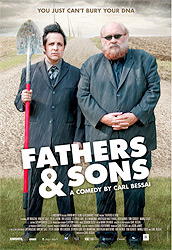 ;Fathers & Sons, movie poster;