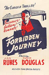Forbidden Journey movie poster