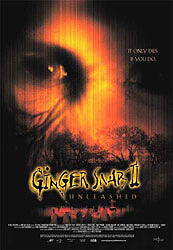 Ginger Snaps: Unleashed, poster,