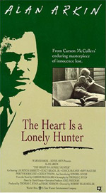 The Heart is a Lonely Hunter, movie poster