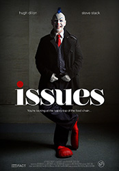 Issues, movie poster