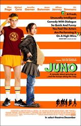 Juno, movie, poster,