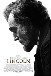 Lincoln, movie poster