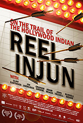 Reel Injun, movie, poster,