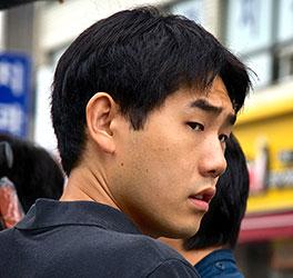 Albert Shin, director,
