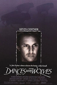 Poster for the movie Dances With Wolves