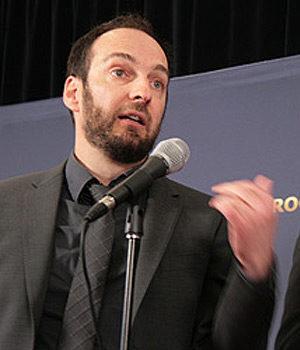 Ken Scott, director, screenwriter,