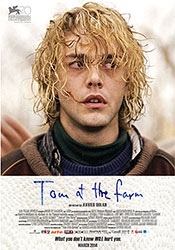 ;Tom at the Farm, movie poster;