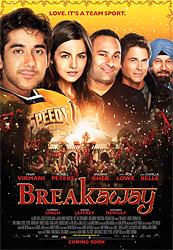 Breakaway, movie, poster,