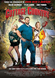 Poster for the 2012 movie, Cottage Country