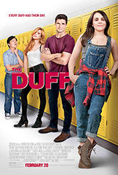 The Duff, movie poster