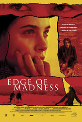 Poster for the 2002 movie Edge of Madness