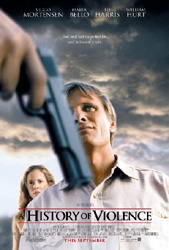 A History of Violence, movie poster