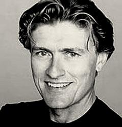 Geordie Johnson, actor,