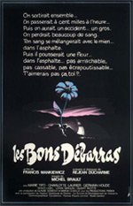 ;Les bon débarras, movie poster;