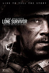 Lone Survivor, movie poster