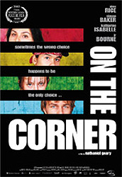 On the Corner, movie poster