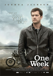 One Week, movie poster
