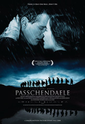 Poster for the 2008 movie, Passchendaele