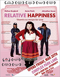 ;Relative Happiness, 2014 movie poster;