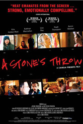 A Stone's Throw, movie, poster