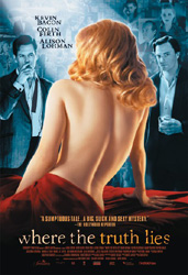 Where the Truth Lies, movie poster