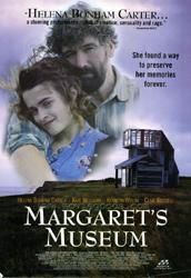 Margaret's Museum, movie, poster