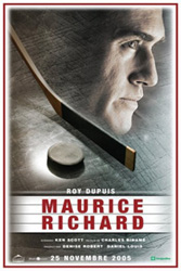 Maurice Richard, movie poster