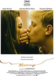 Poster for Mommy courtesy of Les Film Seville.