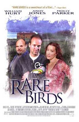 Movie poster for the 2001 film, Rare Birds