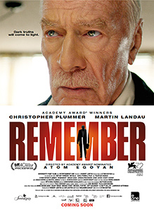 Remember, movie, poster