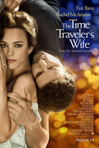 The Time Traveler's Wife, movie poster