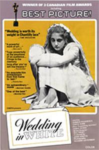 Wedding in White, movie poster